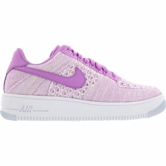 Nike Wmns Air Force 1 Flyknit Low (820256-500) pink