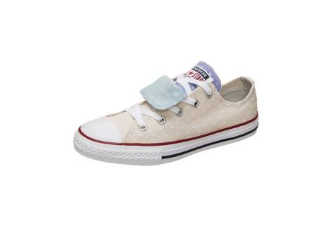 Converse Chuck Taylor All Star Double Tongue (660713C) braun