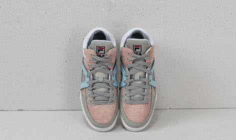 FILA Cage CB Mid Wmn Peach Whip/ Angel Falls (1010294.70O) weiss