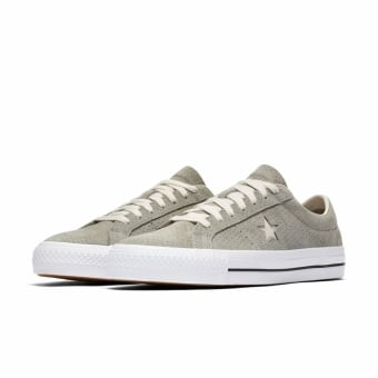 Converse One Star Pro Ox - Dark Stucco (160527C-324) pink