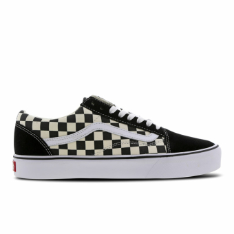7ea177d7b7 Vans Old Skool Lite Checkerboard in schwarz - VN0A2Z5W5GX