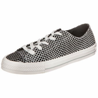 Converse All Star Gemma Ox (555808C) schwarz
