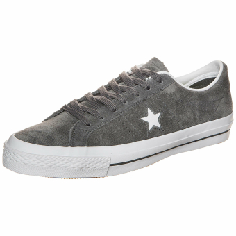 Converse CONS One Star Suede Ox (153962C) grau