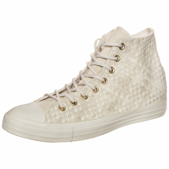 Converse Chuck Taylor All Star High Denim Woven (153933C) weiss