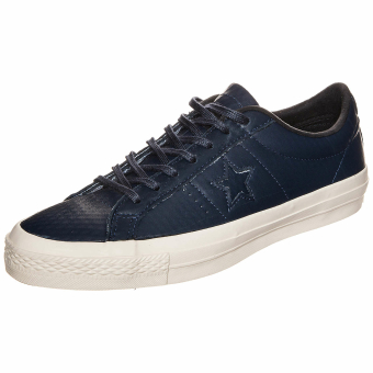 Converse Cons One Star Leather OX (153706C) blau