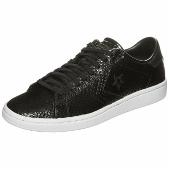 Converse Pro Leather LP OX (555929C) schwarz