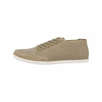 Boxfresh Sparko WASHED CANVAS SUEDE (E15011) braun