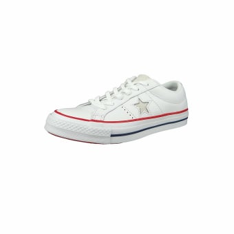 Converse One Star Ox (160624C) weiss