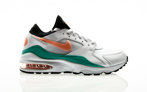 Nike Air Max 93 306551 800 Orange| Orange Jungle