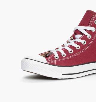 Converse Chuck Taylor All Star Hi in rot M9613C | everysize