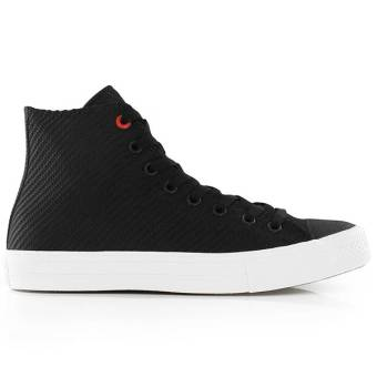 Converse Chuck Taylor All Star II Hi Sports (155770C) schwarz
