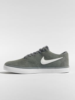 Nike Check Solarsoft (843895-005) grau