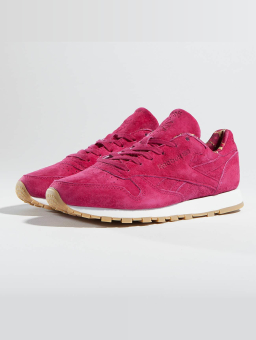 Reebok Classic Leather in (BS7529RED) pink