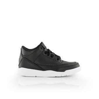 NIKE JORDAN Boys Air  Retro 3 (PS) (429487-020) schwarz