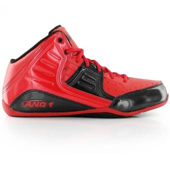 And1 rocket 4 (D1083MRBR) rot