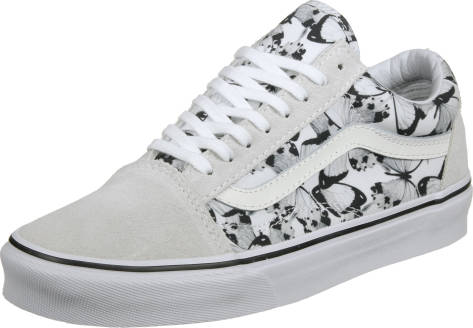 Vans Old Skool Butterfly (V004OJJOH) weiss