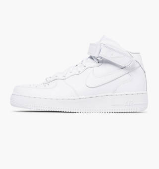 Nike Air Force 1 Mid 07 (315123-111) weiss