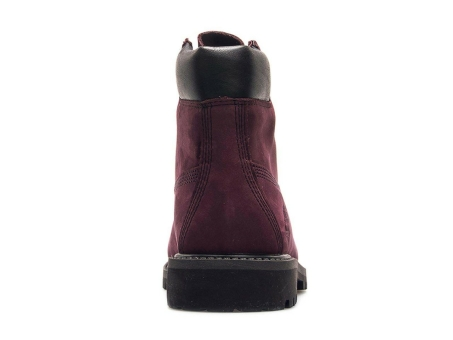 Timberland Damen Boot 6 Inch 1O82 Bordeaux in rot CA1O82 Port Royal | everysize