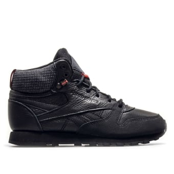 Reebok CL Leather Mid TWD (BS6363) schwarz