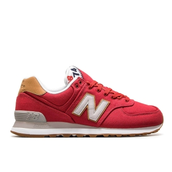 New Balance ML574 YLA D (633131 60 4) rot