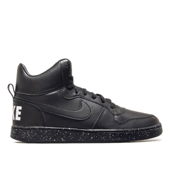 Nike Court Borough Mid SE (916759001) schwarz