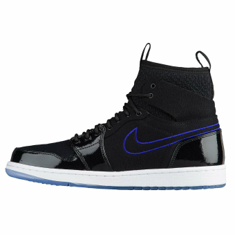 Nike AIR JORDAN 1 RETRO ULTRA HIGH (844700-002) schwarz