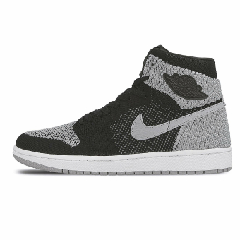 premium selection ae905 4409d Nike Air Jordan 1 Retro High Flyknit in schwarz - 919704-003   everysize