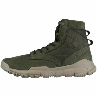 Nike SFB 6 NSW Leather (862507-300) grün