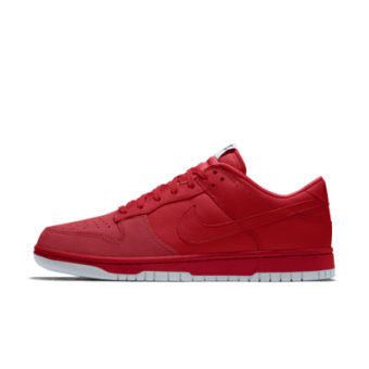 Nike Dunk Low By You (AH7980-992) rot
