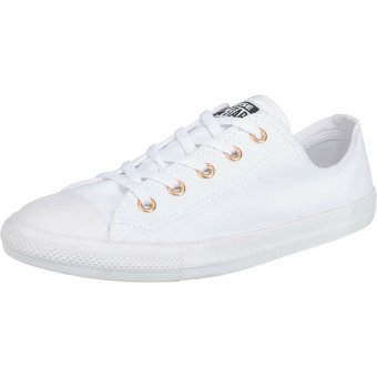 Converse Chuck Taylor All Star Dainty Canvas (557969C) weiss