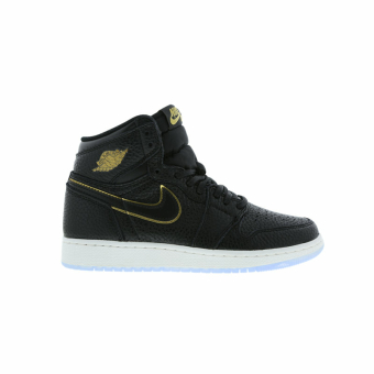 NIKE JORDAN air 1 Retro High OG (575441-031) schwarz