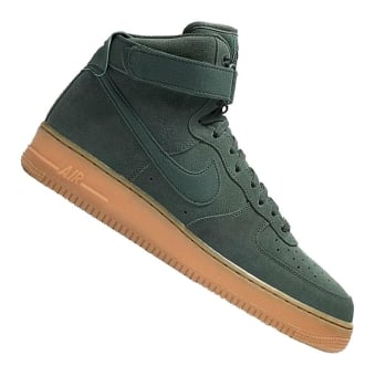 check out 6aec3 0e293 Nike Air Force 1 High 07 LV8 Suede in grün - AA1118-300 | everysize