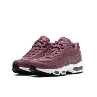 new product caa3a e00bb Nike Wmns Air Max 95 Lea in lila - AQ8758-200  everysize