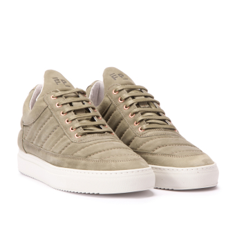 Filling Pieces Low Top Padded (10112341018042) braun