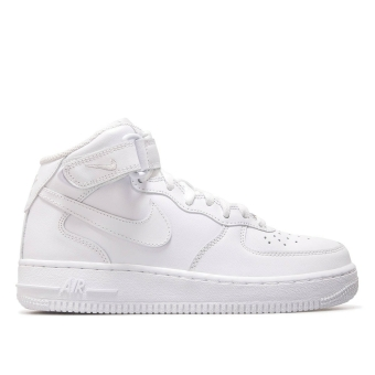 Nike Air Force 1 Mid 07 (366731 100) weiss