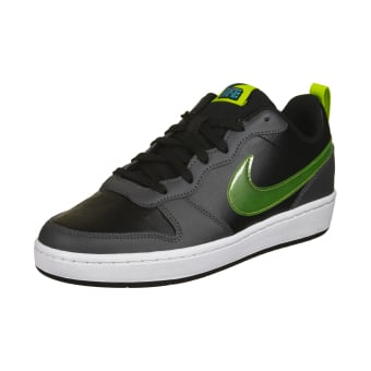 Nike Court Borough Low 2 (CW1624-001) schwarz