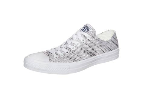 Converse Chuck Taylor All Star II Knit Ox (151089C) weiss