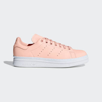 adidas Originals Stan Smith New Bold (B37361) pink