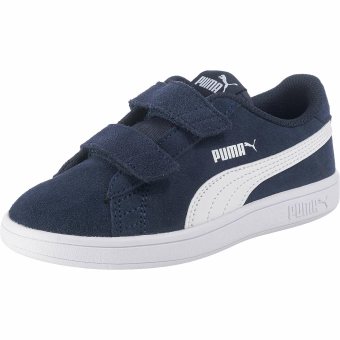 PUMA Smash V2 SD V PS (0365177-0002) blau