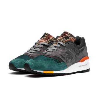 New Balance M997NM - Made in USA (655601-60-12) grau