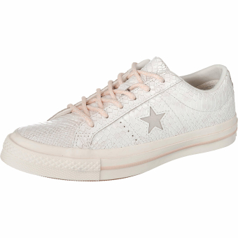 Converse One Star Ox (161545C) weiss