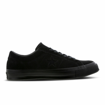 Converse One Star Ox black (162950C) schwarz