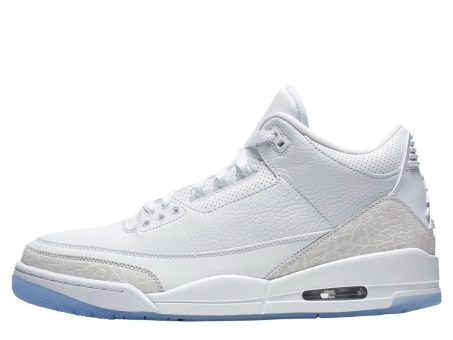 NIKE JORDAN Air 3 Retro (136064-111) weiss