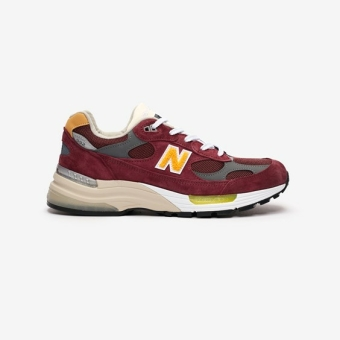 New Balance M992CA Made in USA (M992CA) rot