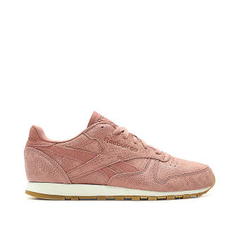 Reebok Classic Leather Clean Exotics (BS8226) pink