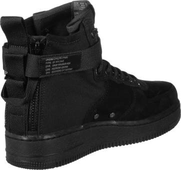Nike SF Air Force 1 Mid in schwarz 917753 008 | everysize