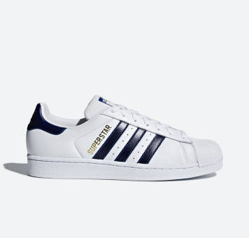adidas Originals Superstar (B41996) weiss