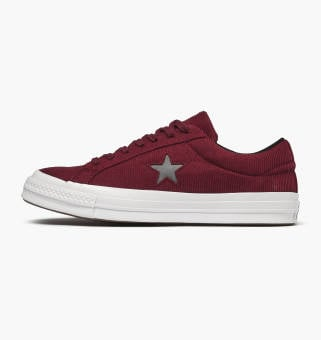 Converse One Star Ox (161631C) rot