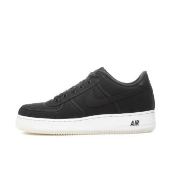 Nike Air Force 1 Low Retro QS CNVS (AH1067004) schwarz