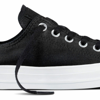 Converse All Star OX (558003C) schwarz